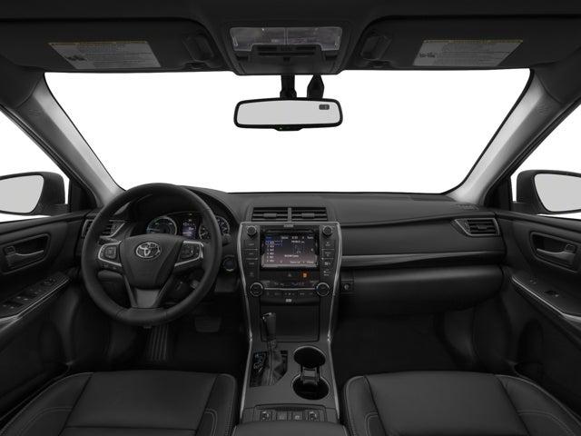 2017 Toyota Camry Hybrid Xle In Clarksville Tn Wyatt Johnson Vw Of