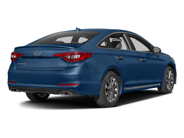 2016 Hyundai Sonata Sport Nav Sunroof In Clarksville Tn Wyatt Johnson Vw Of