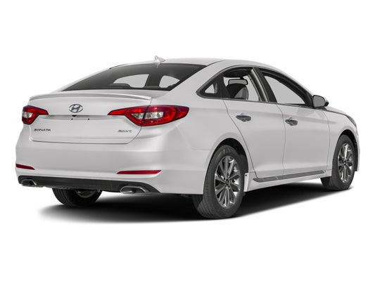 2016 Hyundai Sonata Sport In Clarksville Tn Wyatt Johnson Vw Of